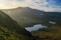 Clogharee lakes, Ireland